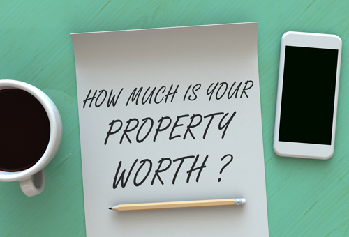 See Your Home Value Estimate